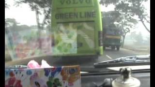 Bd Boy vs Volvo Highway Bus (GREEN LINE)