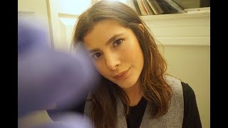 ASMR Clinic Roleplay | Soft Spoken & Whisper | Personal Attention