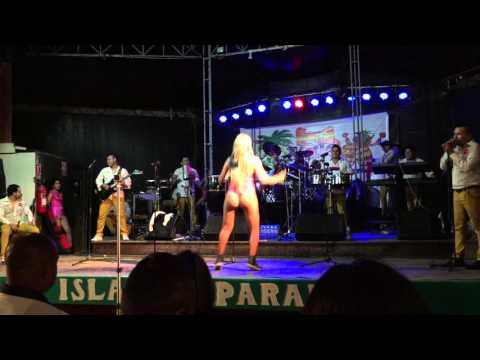 La Vale Band Presentacion Bailarinas y Marilya Gonzales