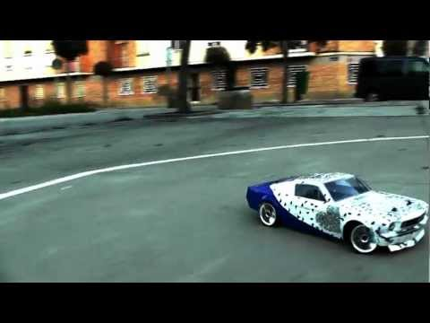 RC Drift Sallent Hill HD