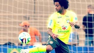Marcelo Vieira - Crazy Training Skills