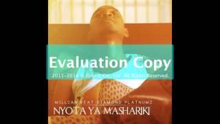 Millian feat  Diamond Platnumz    Nyota Ya Mashariki official song