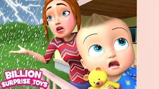 Rain Rain Go Away Songs for Children - Family Cartoon Animation Nursery Rhymes
