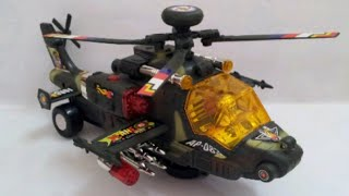 Helicopter Toy - Fighting Helicopter Toys - Mainan Helikopter Tempur