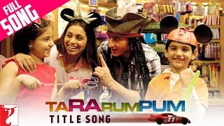 Ta Ra Rum Pum - Full Title Song | Saif Ali Khan | Rani Mukerji | Jaaved Jaafery