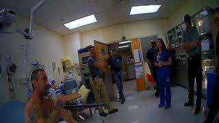 Nurse Mistreats Suicide Patient