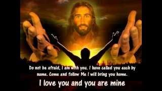 You are Mine - David Haas & Lyrics