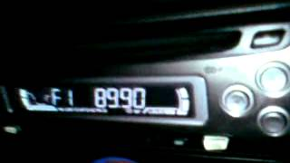 89,9 Mhz Bucuresti radio Pirat (expert) receptionat @zona Carrefour Berceni-Metalurgiei