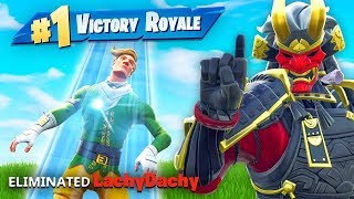 I Eliminated Lachlan In Fortnite... TWICE!