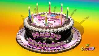 HAPPY BIRTHDAY CAKE-FREE DOWNLOAD