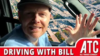 Bill Burr's Guide to Driving Etiquette: HIGHWAY DRIVING!