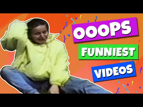 Insane And Hilarious Bloopers 2017
