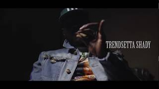 THUG CRY FREESTYLE - TRENDSETTA SHADY  ( OFFICIAL MUSIC VIDEO)