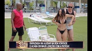 Sujeito casado vai ensinar garota desconhecida a nadar e arruma dor de cabeça