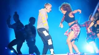 Justin Bieber - Company (Bogotá, Colombia) 12/04/17