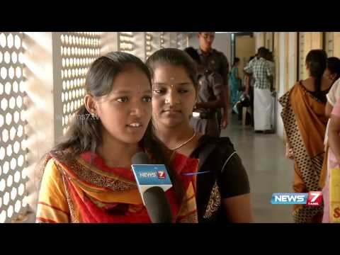 Girl students request to increase reservation in Govt arts college at Kovai | News7 Tamil