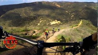 Craziest trails I've ever ridden - Mountain Biking Telonics, Art School and Lynx in Orange County