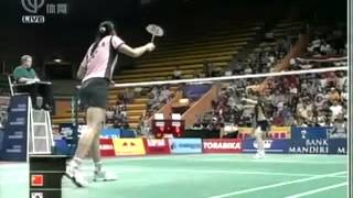 Badminton 2004 - Uber Cup Final - China vs. Korea