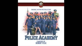 Police Academy | Soundtrack Suite (Robert Folk)