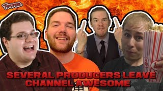 CHANNEL AWESOME LOSES MULTIPLE PROMINENT CONTENT PRODUCERS