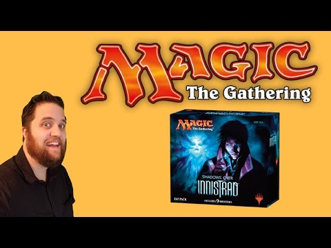 Shadows Over Innistrad Fat Pack!