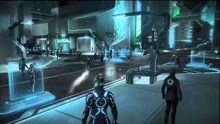 Tron: Evolution Walkthrough: Chapter 1 - Part 1 (X360/PS3/PC) [HD]