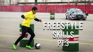 Neymar Jr ● Best Freestyle Skills - 2014 Pt.3 | HD