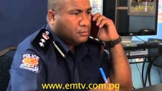 Lae police: social media & mobile phones enabled effective communication during PNG games
