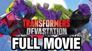Transformers Devastation (2015) FULL MOVIE All Cutscenes 【1080p】[ [HD]