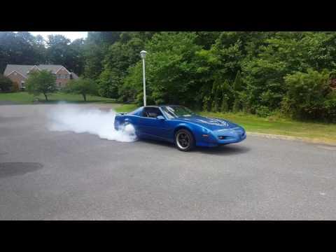 92 Firebird Ls Swap Burnout