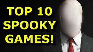 TOP 10 BEST Horror Games You NEVER Played!