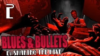 Let's Play Blues and Bullets [Episode 2] Part 2 - Human Trafficking [Gameplay/Walkthrough]