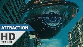 ATTRACTION Teaser Trailer (Russia Science Fiction - 2017)