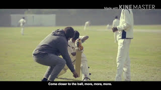 Yusuf Pathan awesome shots play with children's