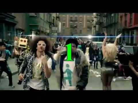 top 10 musica dance y electro 2011
