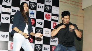 Sooraj Pancholi & Athiya Shetty DANCES LIVE | Dance Ke Legend Song