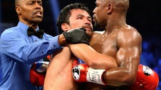 FLOYD MAYWEATHER VS MANNY PACQUIAO 2 REMATCH!! IF KNOCKOUT TIMOTHY BRADLY 3!
