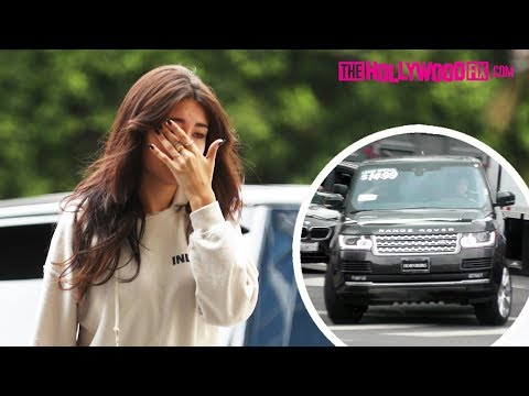 Madison Beer Goes Shopping For A New Range Rover With Her Brother Ryder At Hornburg 5.25.17