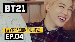 [Sub español] BTS - La creación de BT21 - (EP.04)