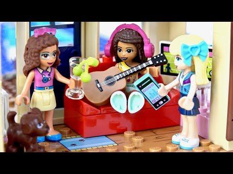 レゴ フレンズ 10763 ステファニーのみずうみハウス LEGO Friends Stephanie's Lakeside House (LEGO Juniors)