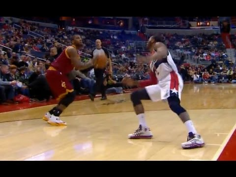 Kyrie Irving Top 15 crossovers 2014