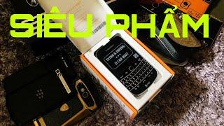 Trên tay Siêu phẩm BlackBerry BOLD DAKOTA 9900 No Camera ATT Brandnew Fullbox - Giá trị đích thực ..