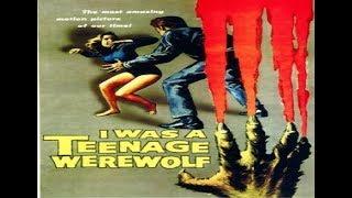 Yo Fui un Hombre Lobo Adolescente (español) - Película completa