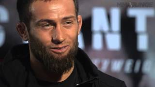 Mairbek Taisumov itching to fight ahead of UFC Fight Night 86