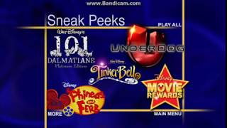 Disney's Cinderella II: Dreams Come True - Sneak Peeks