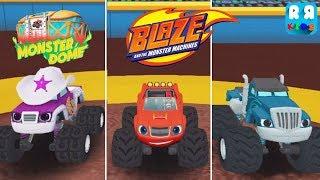 Blaze and the Monster Machines -  Monster Doom Track 6 - 10