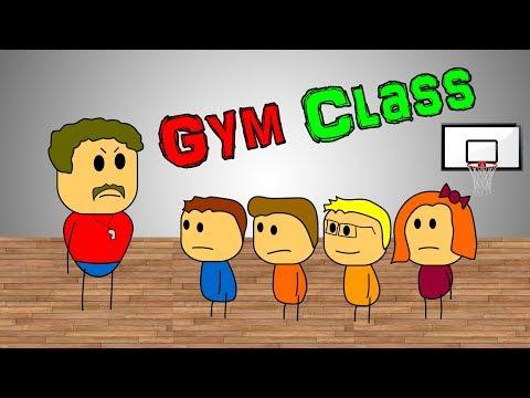 Brewstew Gym Class