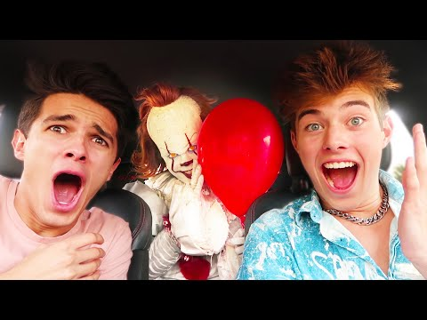 SURPRISING MY FRIENDS WITH PENNYWISE