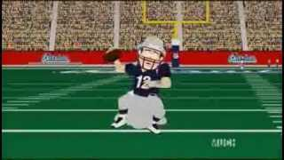 South Park - Tom Brady craps his pants
