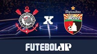 Corinthians x Deportivo Lara - 23/05/19